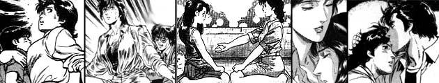 [City Hunter] Présentation de Ryô SAEBA et Kaori MAKIMURA  Kaori_Makimura_Perso_02