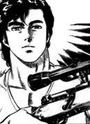 [City Hunter] Présentation de Ryô SAEBA et Kaori MAKIMURA  Ryo_Saeba_Forces_02
