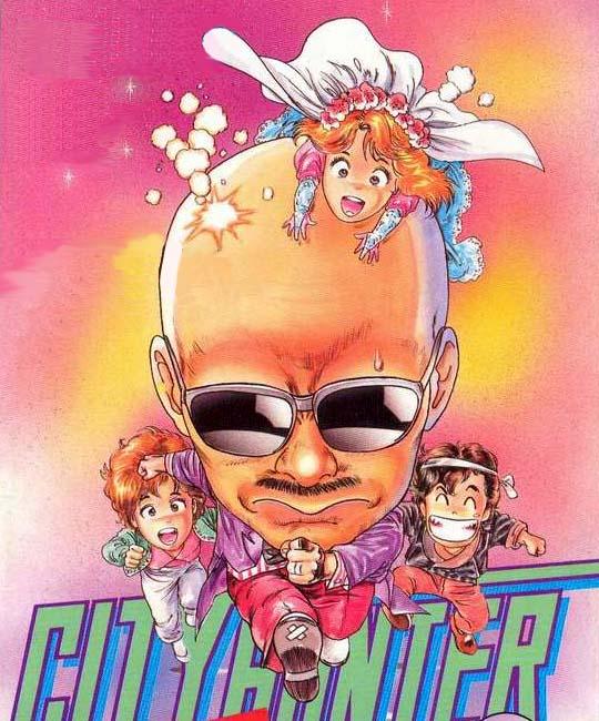 美女 系列/城市猎人系列全集(TV+2+3+OVA系列)